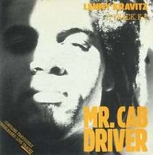 "LENNY KRAVITZ Mr Cab Driver 1990  UK 7"" Vinyl Single EXCELLENT CONDITION"