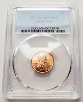 1970-S SMALL DATE LINCOLN CENT PCGS MS65 RED BU UNC NICE COIN!