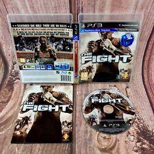 La lucha Sony Playstation 3 2010 Ps3 juego de video Mover compatibles con manual en muy buena condición