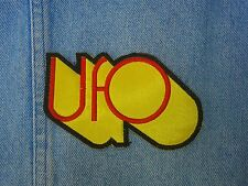 UFO embroidered patch hard rock kiss scorpions