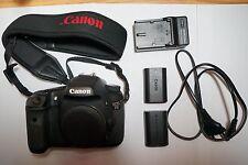 Canon eos 7d MKI digital camera cámara reflex