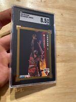 Michael Jordan SGC 8.5 NM 1992 Fleer #32 Last Dance GOAT INVESTMENT Chicago Bull