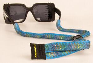 RARE Croakies GRATEFUL DEAD SKELTONS Adjustable Sunglasses Holder Strap NEW