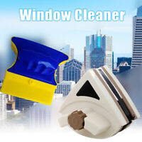 Double Sided Magnetic Window Glass Cleaner Home Glass Wiper Brush Cleaning Tools