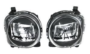 2X NEW ORIGINAL FOG LED DYNAMIC NIGHT VISION BMW 5 GT F07 LCI 5 F10 F11 LCI