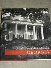 Architecture of the Old South: Georgia by Lane, Mills