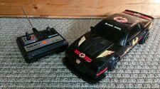 Nikko Tronico RC Black Man /Knight Rider Chevrolet Camaro 1:16 80er Rarität
