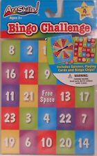 Game BINGO NUMBERS Learning Educational Family Fun