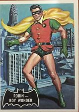"1966 Topps Batman Black Bat ""Robin_Boy Wonder"" #2"