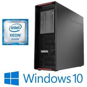 Lenovo ThinkStation P700 Dual 6 Core E5-2620v3 32G 1TB Quadro K2000 Win 10 Pro