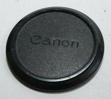 Canon FD Camera 62 mm Push On Lens Cap