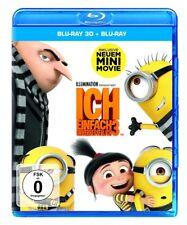 3D + 2D Blu-ray * ICH - EINFACH UNVERBESSERLICH 3 # NEU OVP +