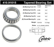 Wheel Bearing and Race Set-Premium Bearings Centric 410.91015