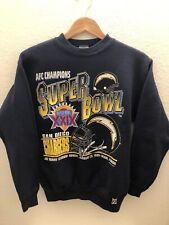 Superbowl 29 Champions San Diego Chargers Sweatshirt, Vintage 1995