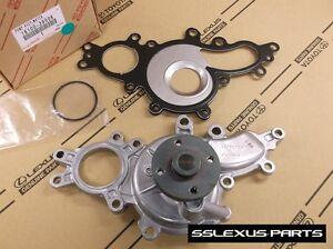 Lexus ISF (2008-2014) OEM Genuine WATER PUMP 16100-39506