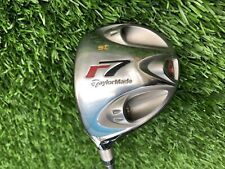 Left-Handed TaylorMade r7 Strong 3-Wood R-Flex Graphite Very Good Condition