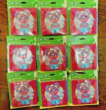 SESAME STREET MINIATURE PUZZLE PARTY FAVOR LOT ABBY the MUPPET 36 Count NEW