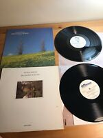 George Winston Ballads And blues 1972 And  Winter Into Spring Vinyl Record Album