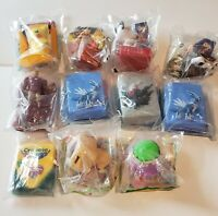 2007- 2008 Burger Kids Meal Toy Lot. Factory Sealed. New