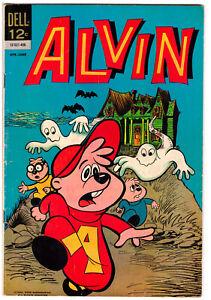 Alvin Issue 7