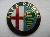 front rear emblem Badge 74mm fits ALFA ROMEO GT Giulietta Mito 159 156 147