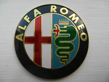 front rear emblem Badge 74mm fits ALFA ROMEO GT Giulietta Mito 159 156 147