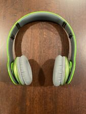 Beats by Dr. Dre Solo HD Headband Headphones - Green WITH CABLE