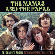 The Mamas & the Papa - Complete Singles: 50th Anniversary Collection [New CD]