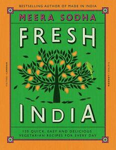 Fresh India Meera Sodha Food Book Young Adult Hardback by Meera Sodha