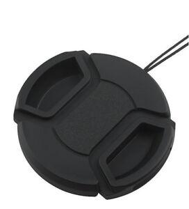Objektivdeckel 55mm für alle Objektive & Kameras Deckel Lens Cap Kappe 55 mm