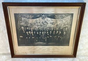 Ant Print The Presidents of the United States of America George Richards 1901