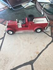 ERTL 1926 Seagrave Fire Truck Bank