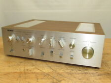 RARE VINTAGE YAMAHA CA-800 INTEGRATED STEREO AMPLIFIER TESTED VGC GWO