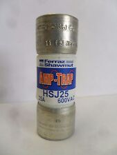 New Ferraz Shawmut HSJ25 25 Amp Class J High Speed Fuse Bussmann DFJ