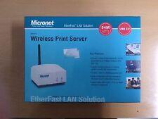 Micronet Wireless Print Server SP771