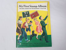 My First Stamp Album by Minkus Publications