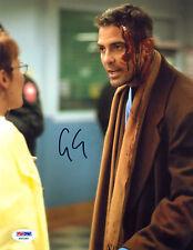 GEORGE CLOONEY SIGNED 8X10 PSA/DNA COA PHOTO AUTO AUTOGRAPH AUTOGRAPHED PSA P3
