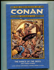 CHRONICLES OF CONAN VOL 11: THE DANCE OF THE SKULL! TPB (9.0) 1st EDITION 2007