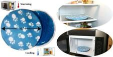 Pet Fit For Life Snuggle Soft Cooling and Microwave Heating Gel Pad Safe...