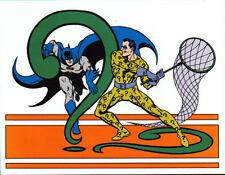 DC PRINT - BATMAN vs RIDDLER