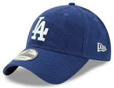 LOS ANGELES LA DODGERS ROYAL HOME NEW ERA 9TWENTY STRAPBACK 920 DAD HAT CAP NEW!