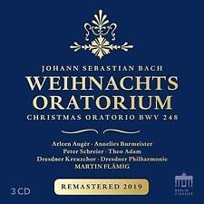 Bach: Weihnachtsoratorium BWV 248 (2019 Remastering) (Audio-CD)