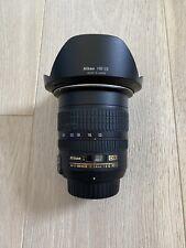 Nikon Nikkor AF-S 12-24 mm 1:4 G ED DX Objektiv