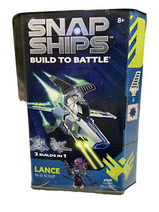 Lance - SV-51 - Scout Snap Ships Build To Battle 2 Builds In 1