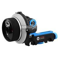 FOTGA DP 3000 QR Quick Release Follow Focus Support 15mm rod