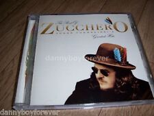Zucchero Sugar Fornaciari CD Greatest Hits The Best Of Paul Young Eric Clapton