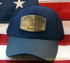 US NAVY HAT USN CAP USS FMF NS WOWNH PIN UP PATCH DAD MOM SON DAUGHTER USS WOW
