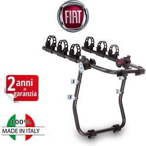 Portabici per FIAT Grande Punto Sportello Posteriore Da Auto Trasporto 3 Bici