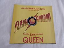 "Queen ""Flash's Theme"" Picture Sleeve BRAND NEW! MINT! PERFECT! ONLY NEW COPY!!"