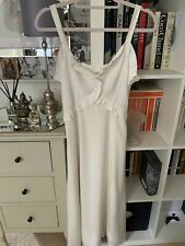 NEW WITHOUT TAGS & Other Stories White Slip Summer Dress 8